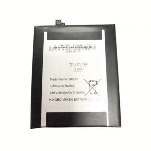 Singapore   Genuine cell phone battery 396272 for Wiko Upulse