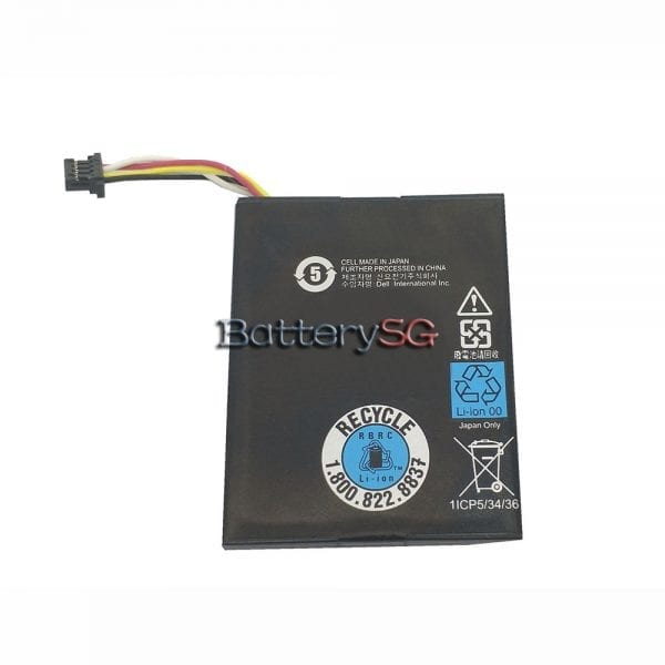For Singapore | Genuine battery for DELL PowerEdge R620,PowerEdge R720,PowerEdge R820