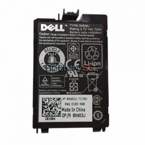 For Singapore | Genuine battery for DELL PowerEdge R410,PowerEdge R310