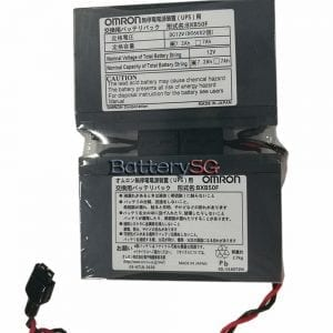 For Singapore | Genuine battery for OMRON UPSBXB50F,BXB50FW