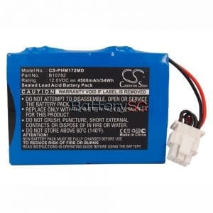 For Singapore | Genuine battery for HP PHILIPS MEDICAL CODEMASTER,M1722A,M1723A