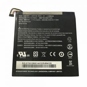 For Singapore | Original Tablet battery for Acer 30107108,Acer A1-840